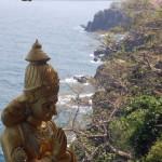 Sri_Lanka_Trincomale_Shipwreck_festival_cliff_temple_shrine_2
