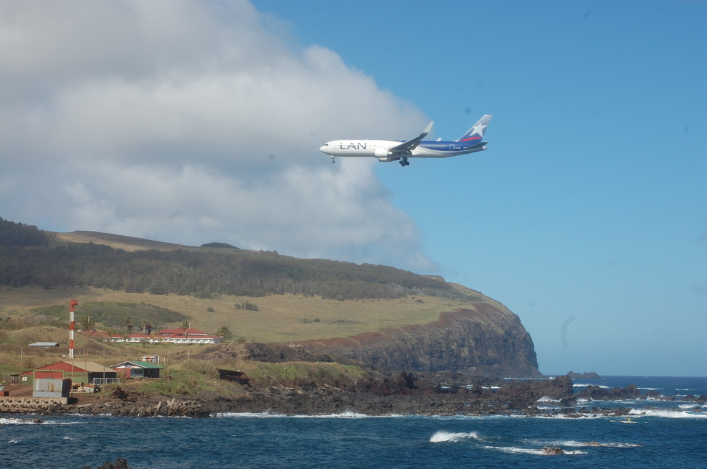 Easter Island Lan Airlines