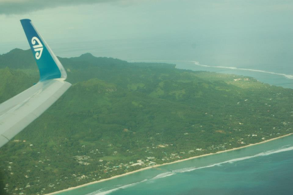 Air New Zealand Rarotonga