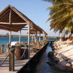 Renaissance Aruba dock
