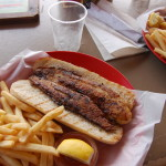 Renaissance Aruba food