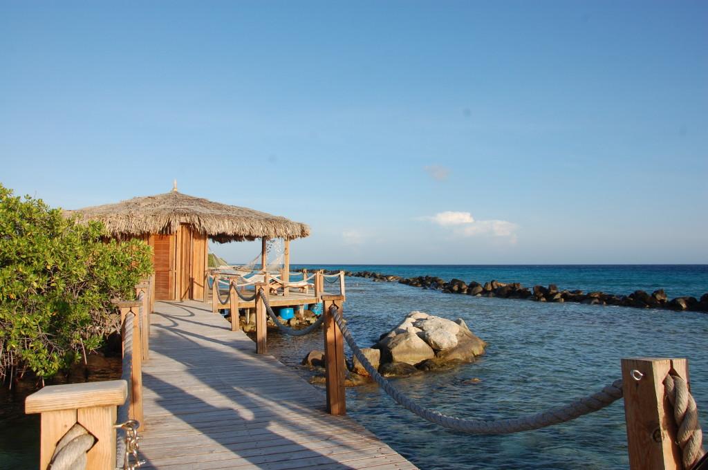 Renaissance Aruba private island Spa