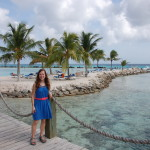 Renaissance Aruba private island dock