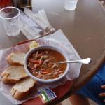 Renaissance Aruba soup