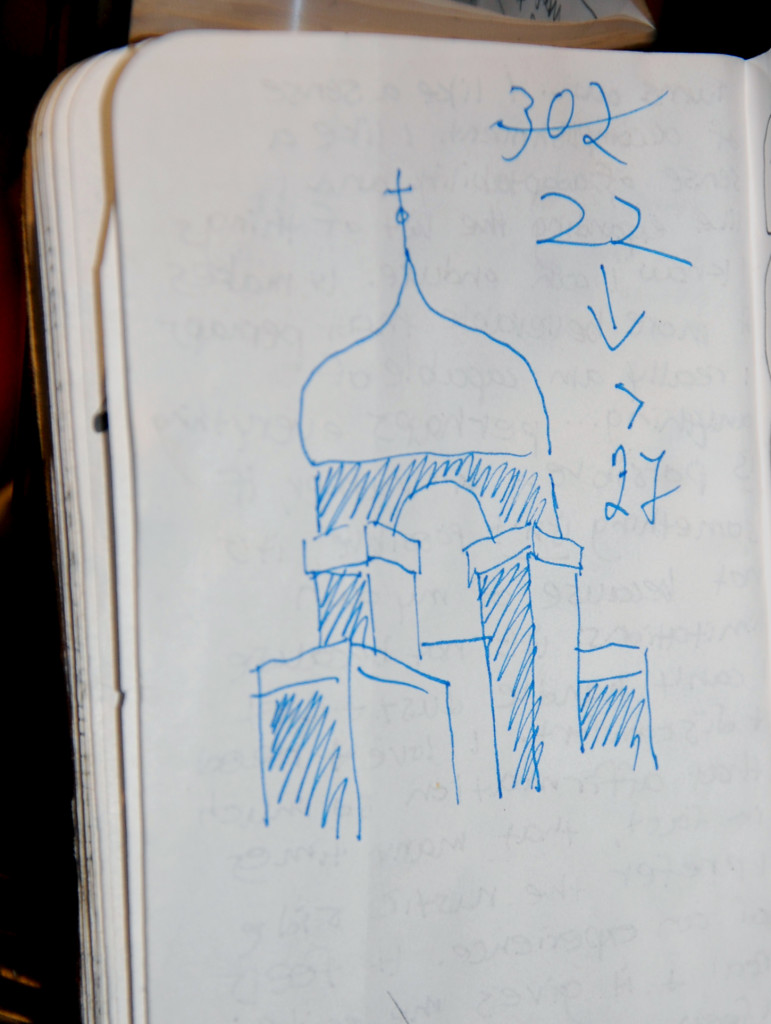 churchdrawing