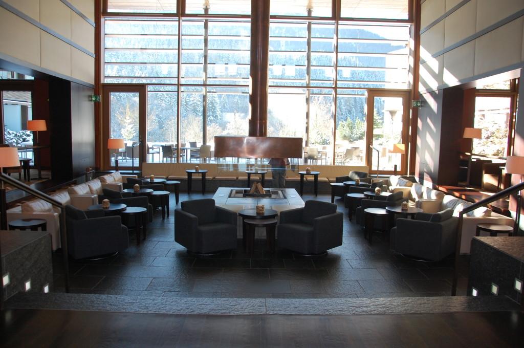InterContinental Berchtesgaden Lobby