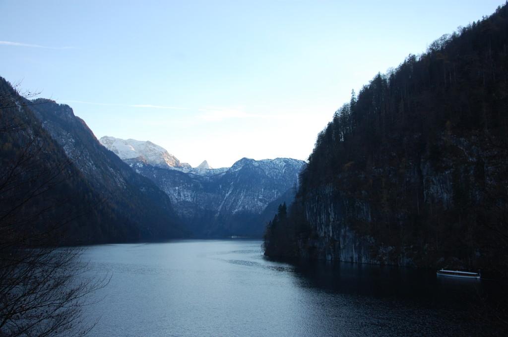 Konigssee Lake Berchtesgaden