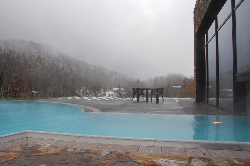 InterContinental Berchtesgaden Heated Pool