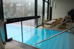 InterContinental Berchtesgaden Pool