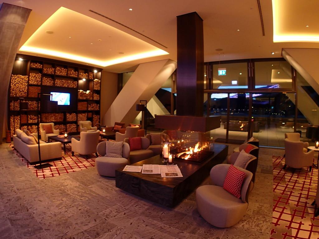 InterContinental Davos Lobby