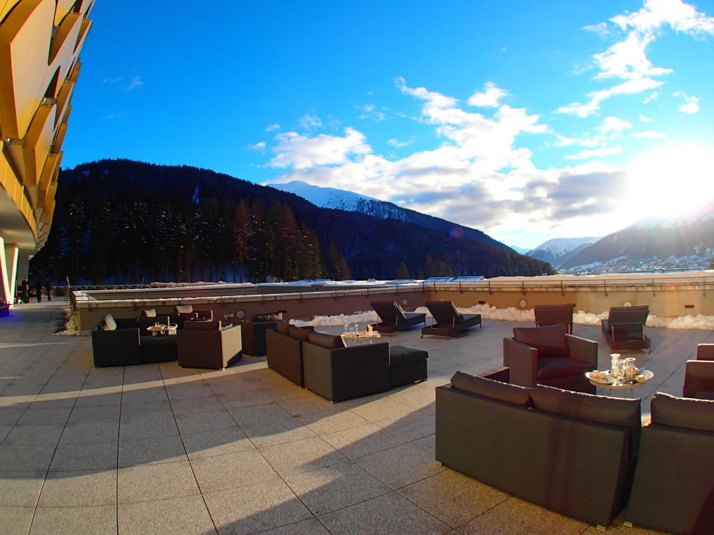 InterContinental Davos Restaurant