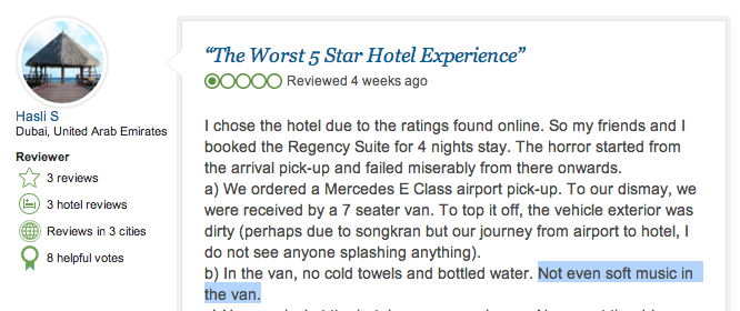 Angry About Angries: Epicly Dumb TripAdvisor Reviews Funny Hotel Reviews