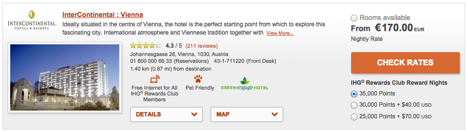 Use IHG Points At Competitor Hotel Chains