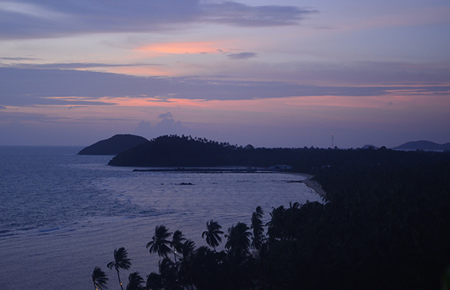 InterContinental Koh Samui Sunset