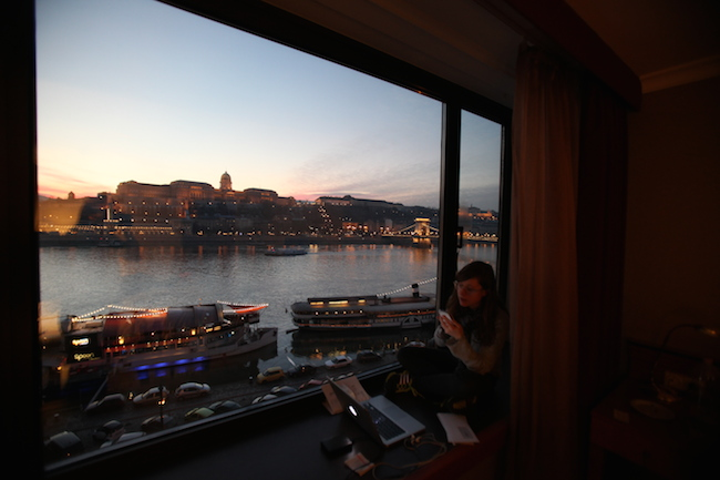 Hungary- Budapest- Awesome View- 1