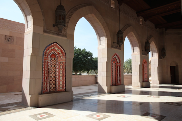 Sultan Qaboos Grand Mosque 1