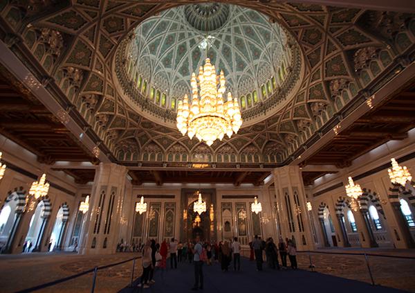 Grand Mosque Sultan Qaboos 2