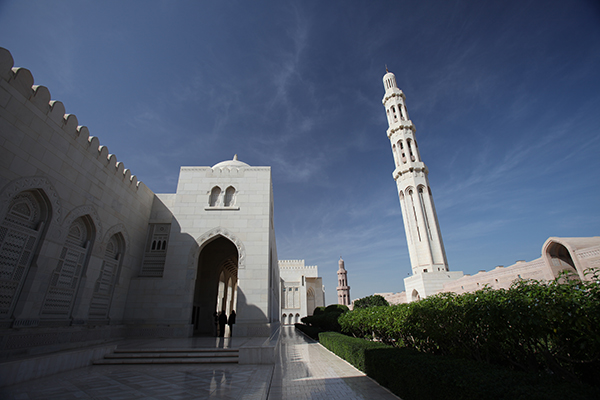 Grand Mosque Sultan Qaboos 3