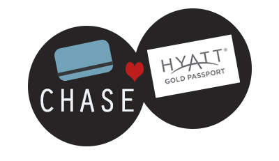 Hyatt has a tight relationship with Chase