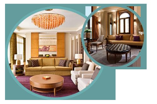 Hyatt suites