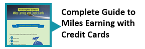 Complete Guide to Miles Earning with Credit Cards