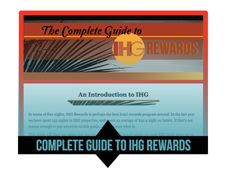 Complete Guide to IHG Rewards