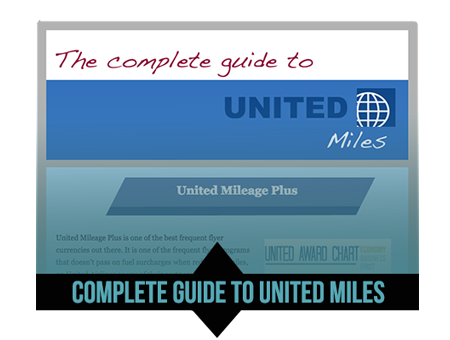 Complete Guide to United Miles