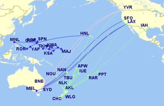 United Miles Pacific
