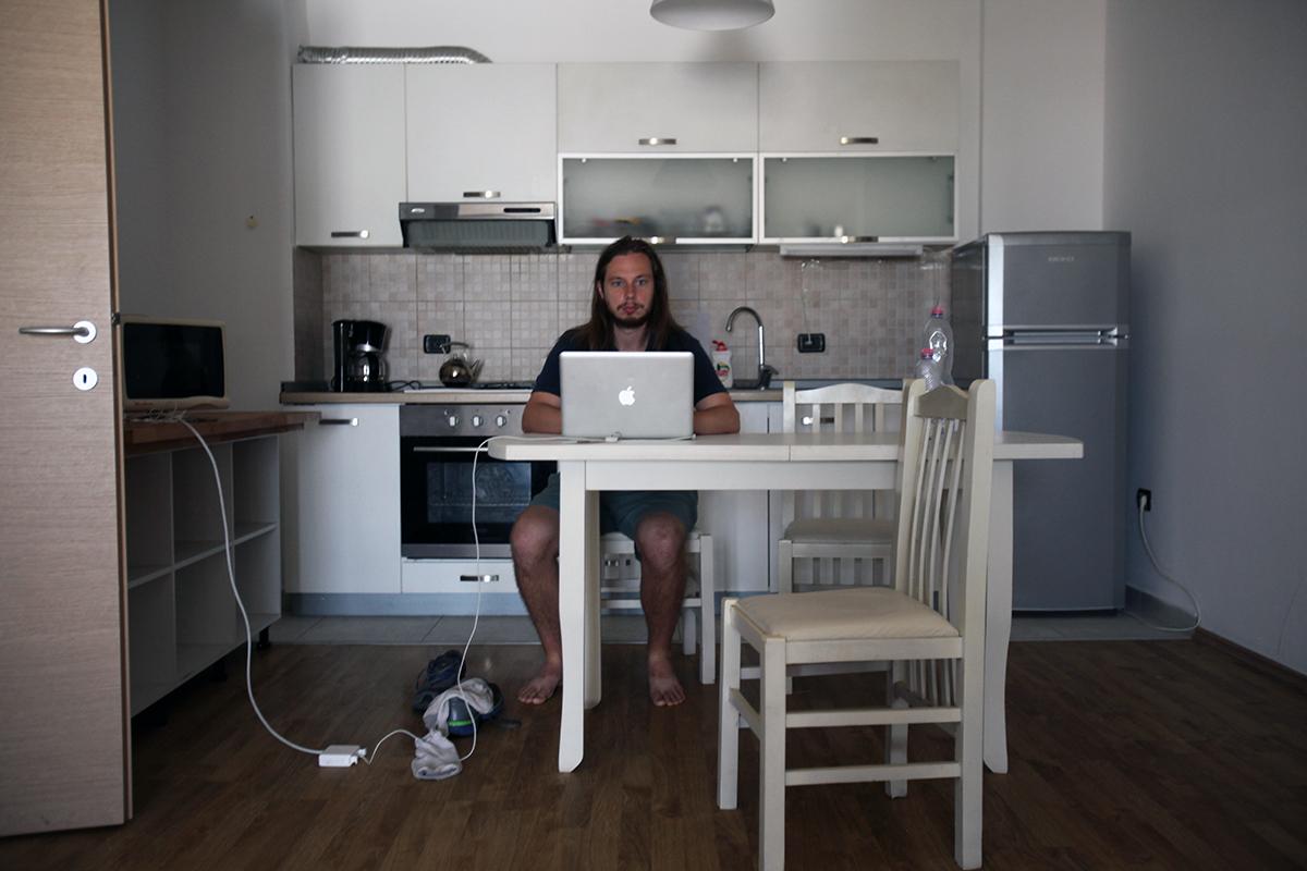 Tirana Albania airbnb 2