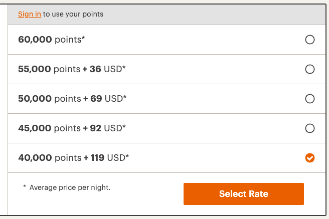 A Guide To Earning IHG Points