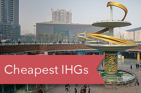 The Cheapest Hotels To Earn IHG Points