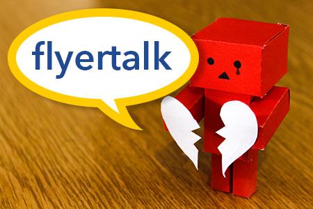 TBT: The Decline Of FlyerTalk
